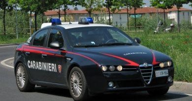 Carabinieri Auto Alfa