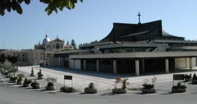 Santuario San Gabriele Addolorata Abruzzo