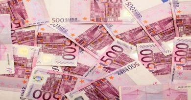 500 euro banconote