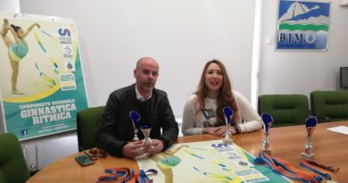 Lorenzo Valleriani e Monia Marcattili