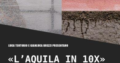 Mostra fotografica Terremoto L'Aquila in 10 x