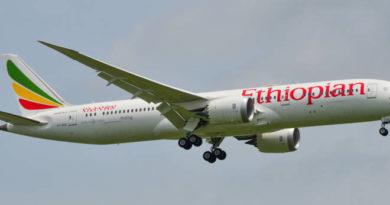 aereo etiopia