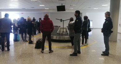 Arresto Polacco Pescara Visita Papa Francesco 3
