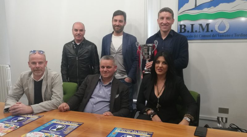 Conferenza Torneo D'Innocenzo Cup Montorio