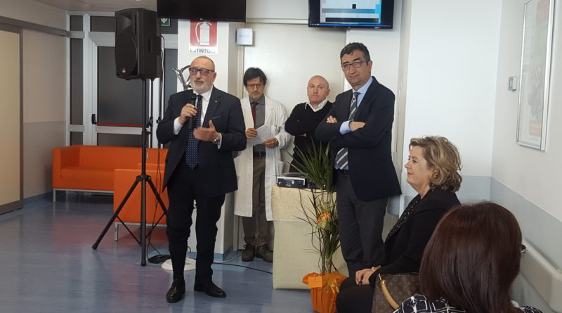 Inaugurazione UOC Endocrinologia Diabetologia Atri
