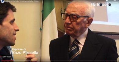 Mario De Bonis Intervista Roseto