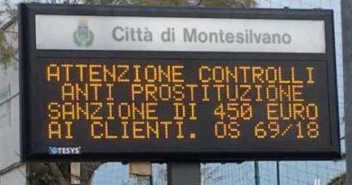 anti prostituzione montesilvano
