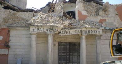 decennale terremoto