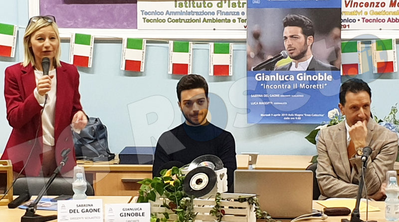 gianluca ginoble roseto