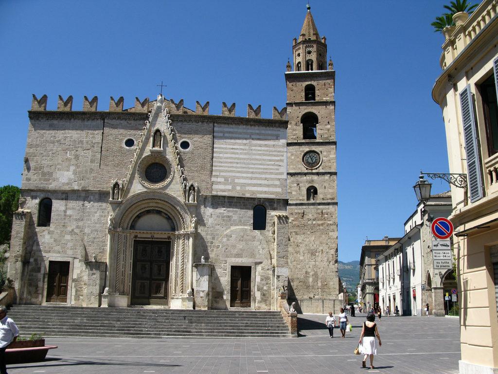 teramo cattedrale