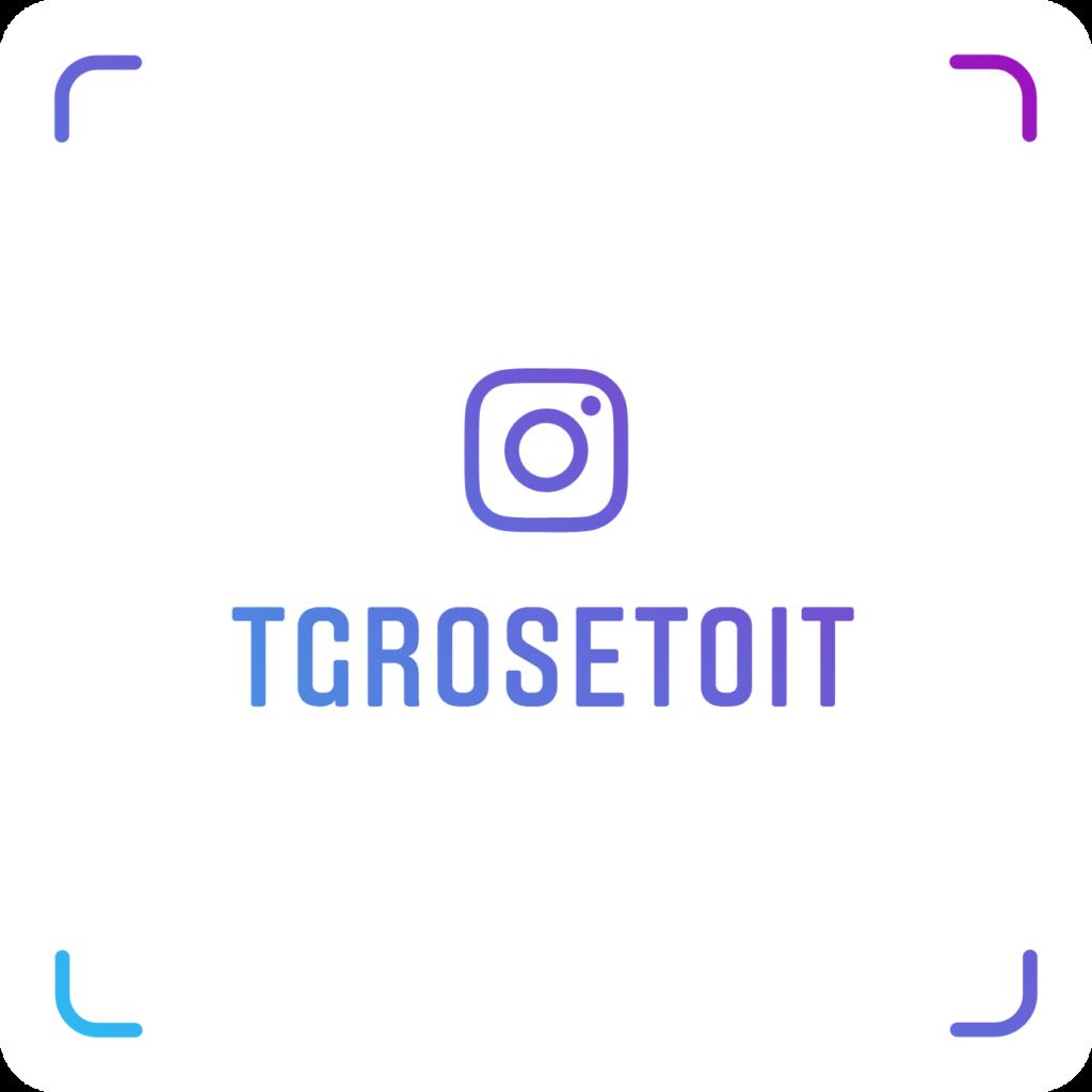 Tg Roseto su Instagram