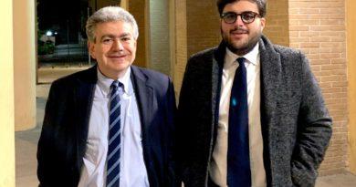 Enio Pavone e Angelo Marcone