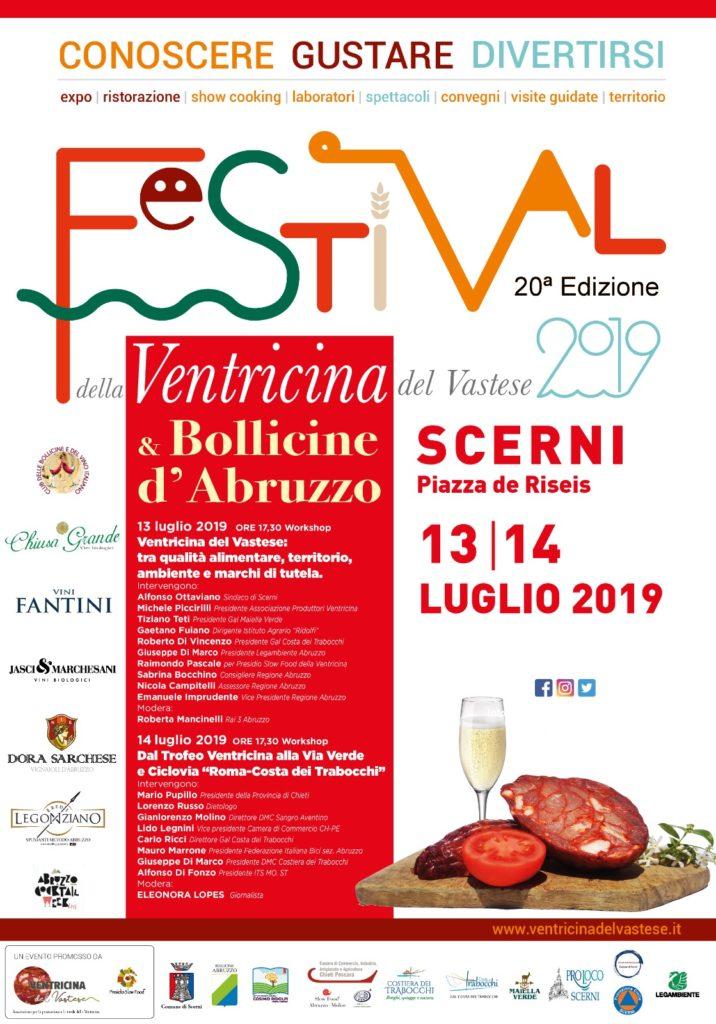 Festival della Ventricina Vastese 2019