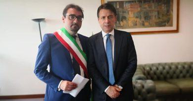Gianguido D'Alberto e Giuseppe Conte