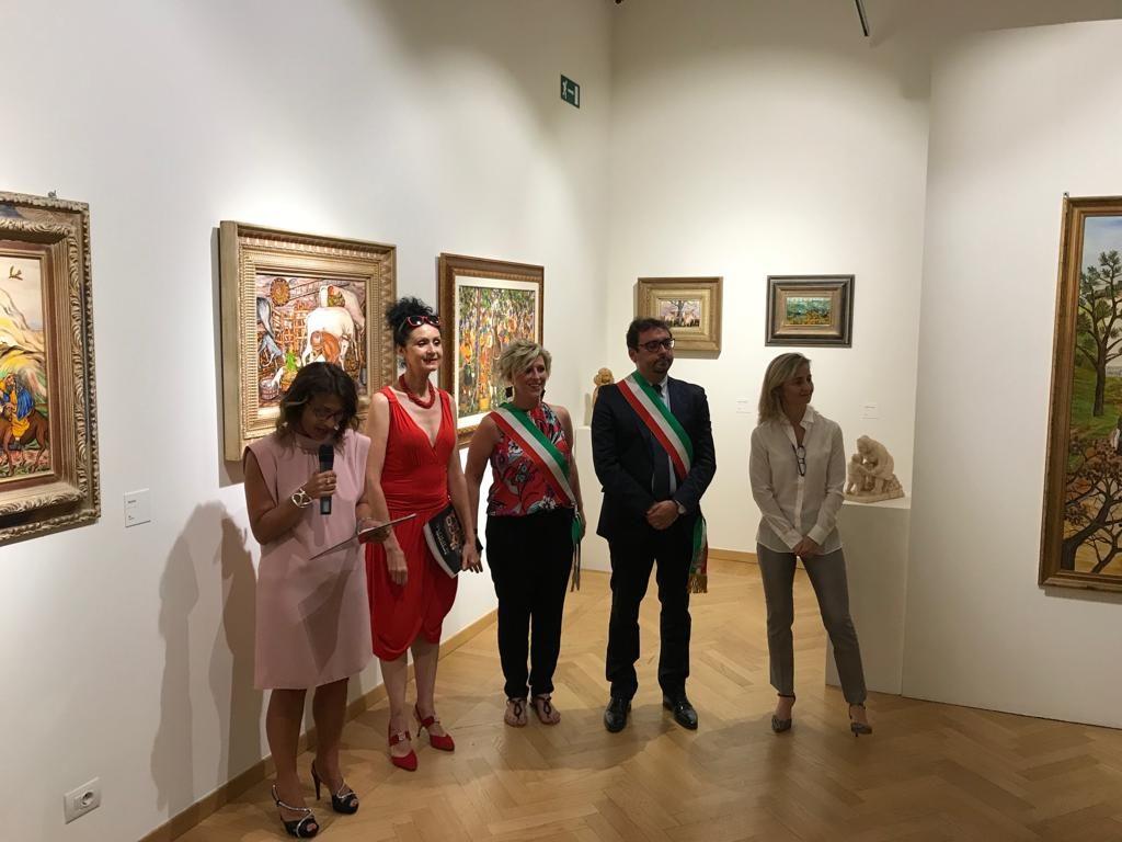 Mostra Annunziata Scipione Teramo 2019