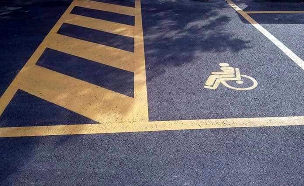 stallo disabili