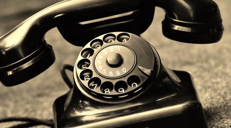 Telefono Fisso Vintage