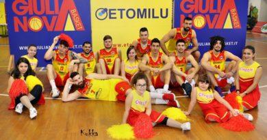 giulianova basket