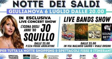 notte shopping