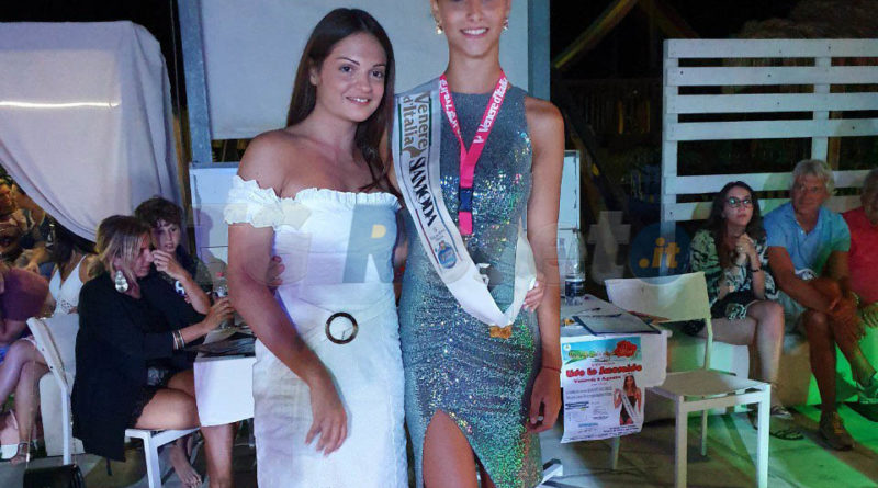 Lorenza Pellegrini Miss Roseto 2019 quarta tappa