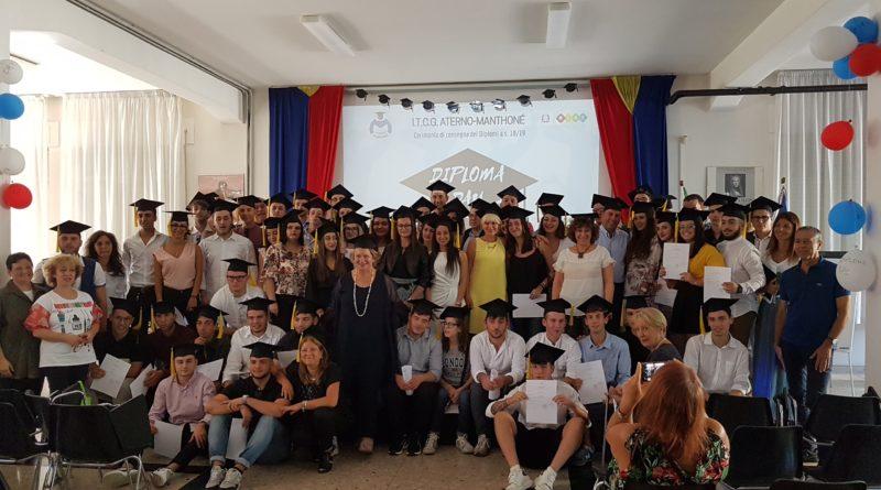 Diplomaday 2019 Aterno Manthone Pescara