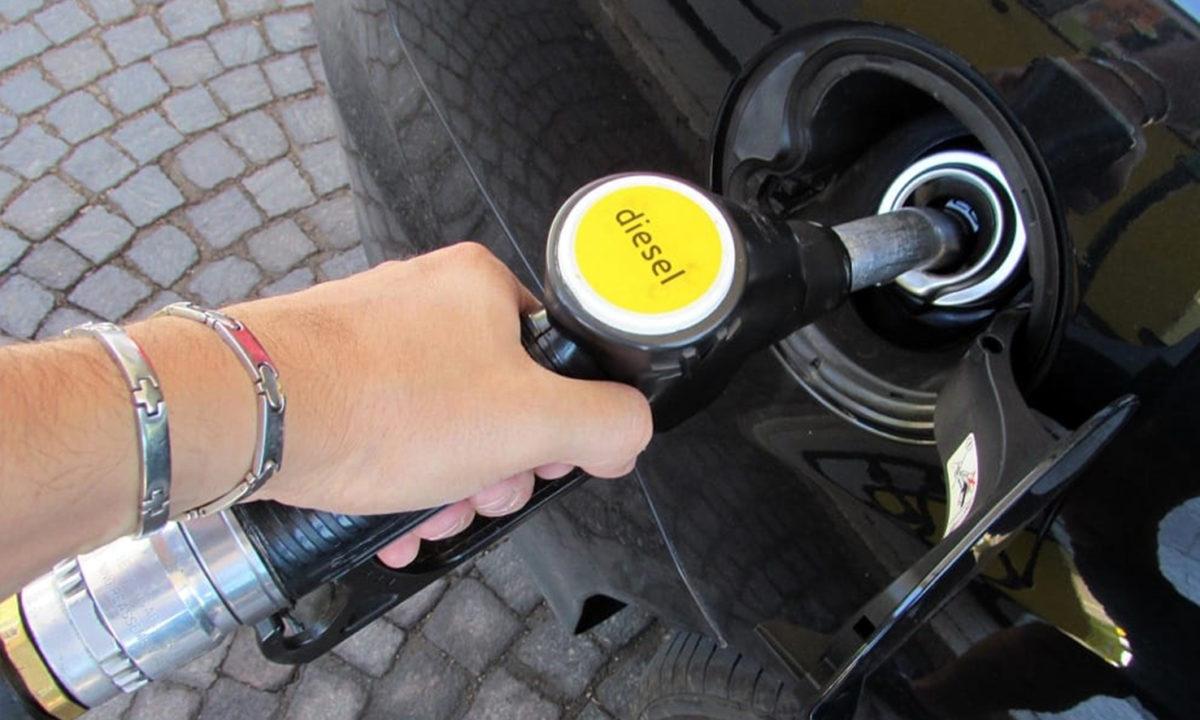 diesel rincari