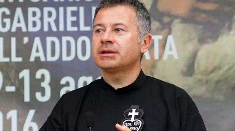 Padre Dario Di Giosia