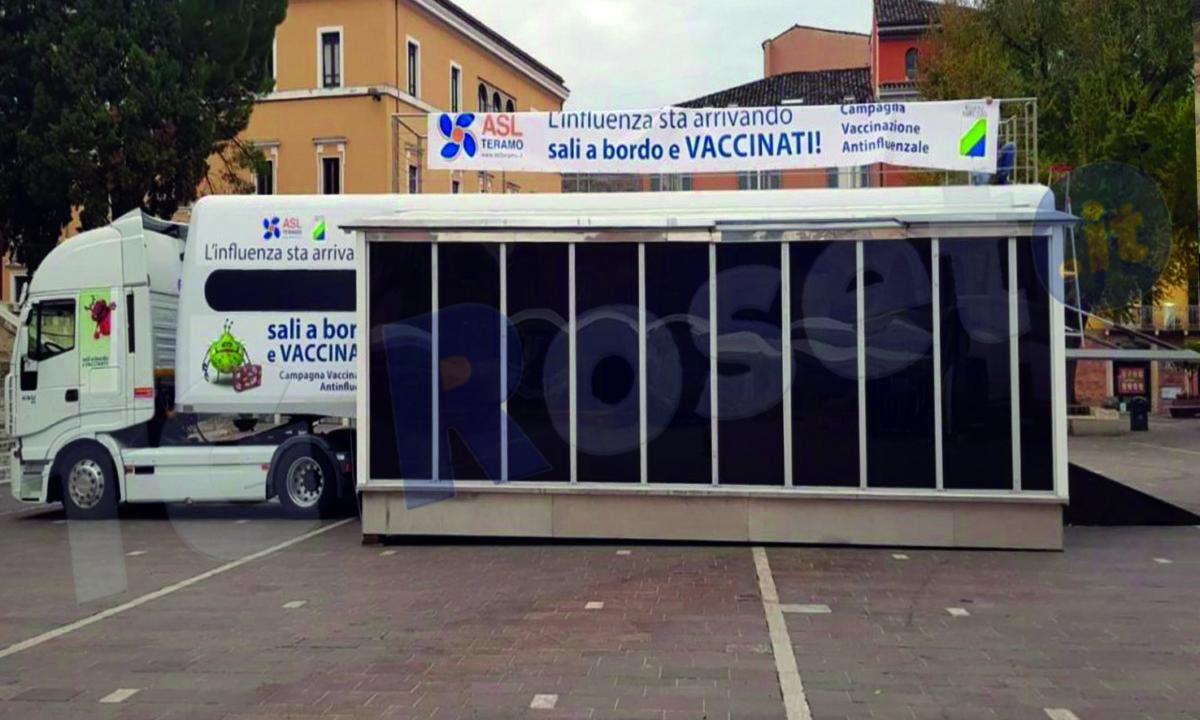 Jumbo Truck anti influenza