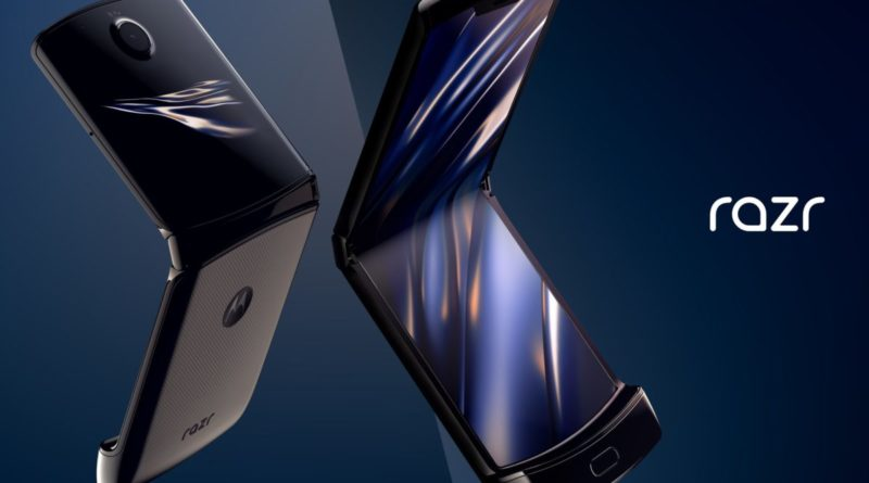 Motorola Razr pieghevole