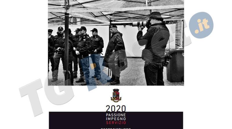 calendario polizia 2020