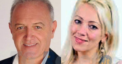 Giuseppe Bellachioma e Valentina Corneli