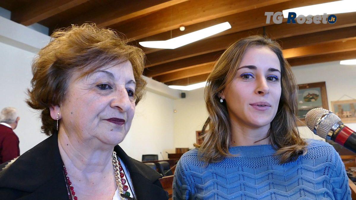 Maria Luisa D'Elpidio - Debora Sbei - Sport per la Vita