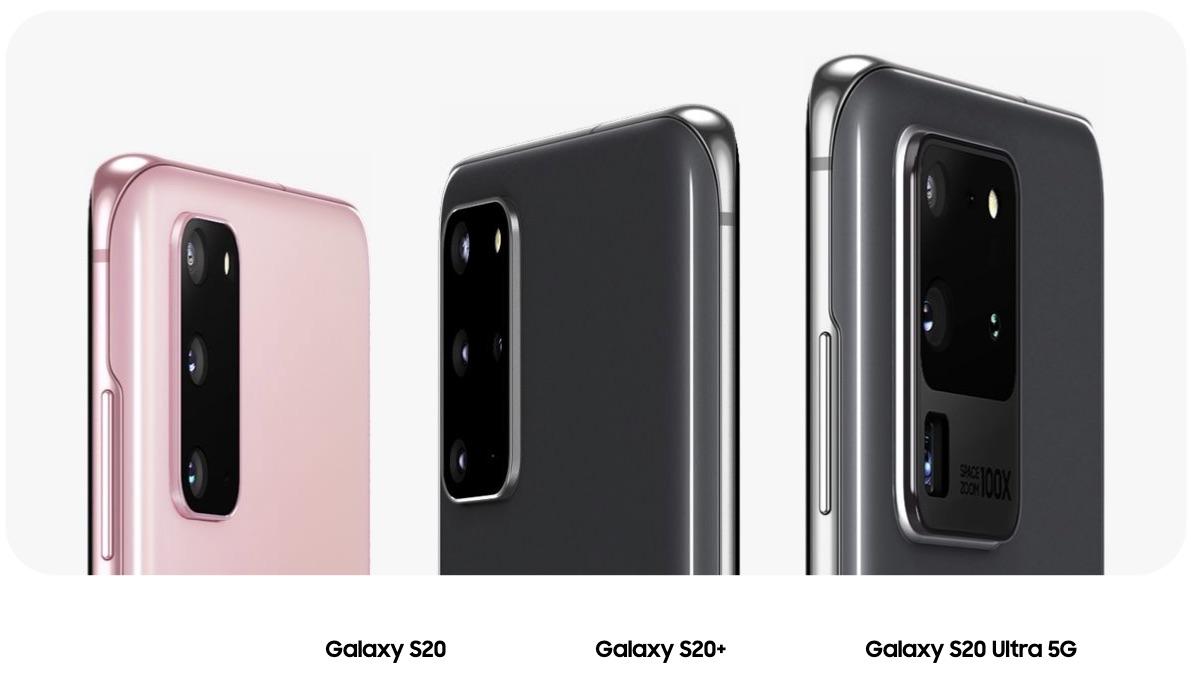 Galaxy S20 S20+ S20 Ultra 5G