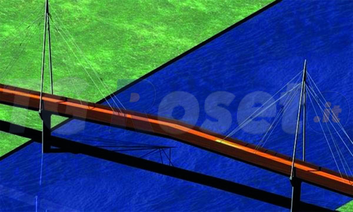 ciclopedonale vomano ponte