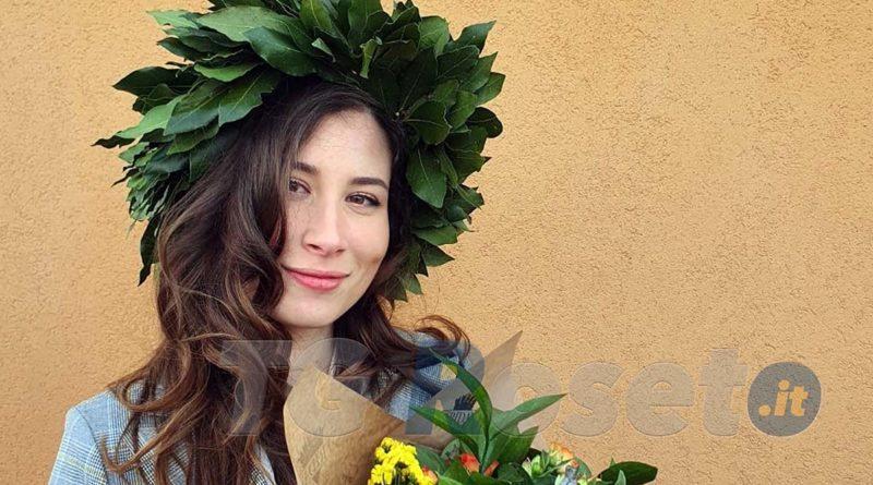 Clarissa Di Gregorio Laurea Roseto