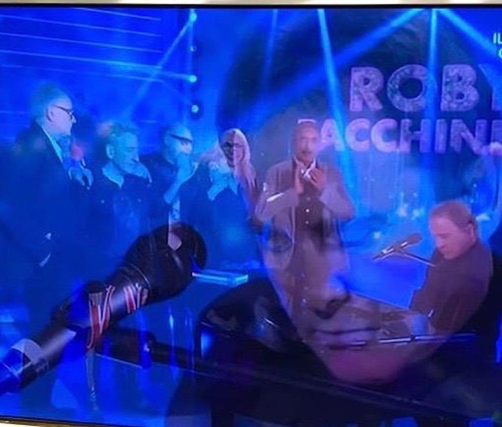 Roby Facchinetti TV
