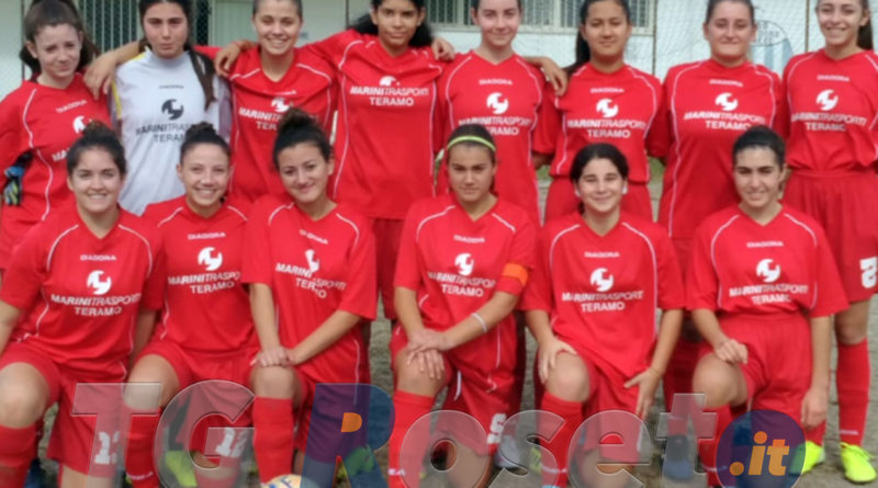 Castelnuovo calcio femminile