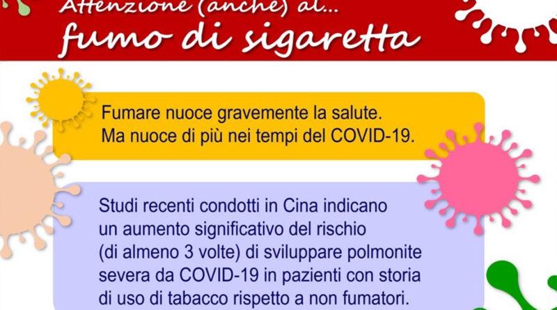fumo coronavirus
