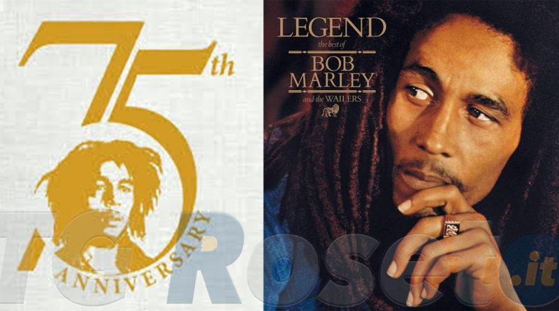 bob marley 75