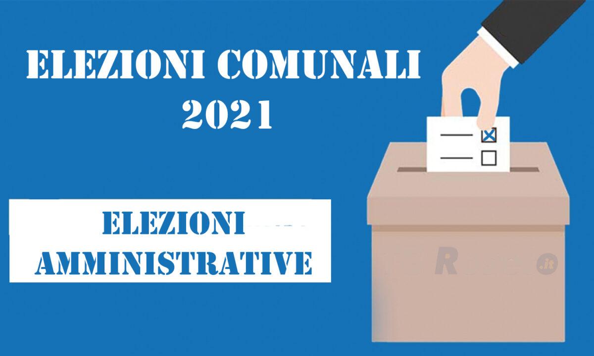 elezioni 2021