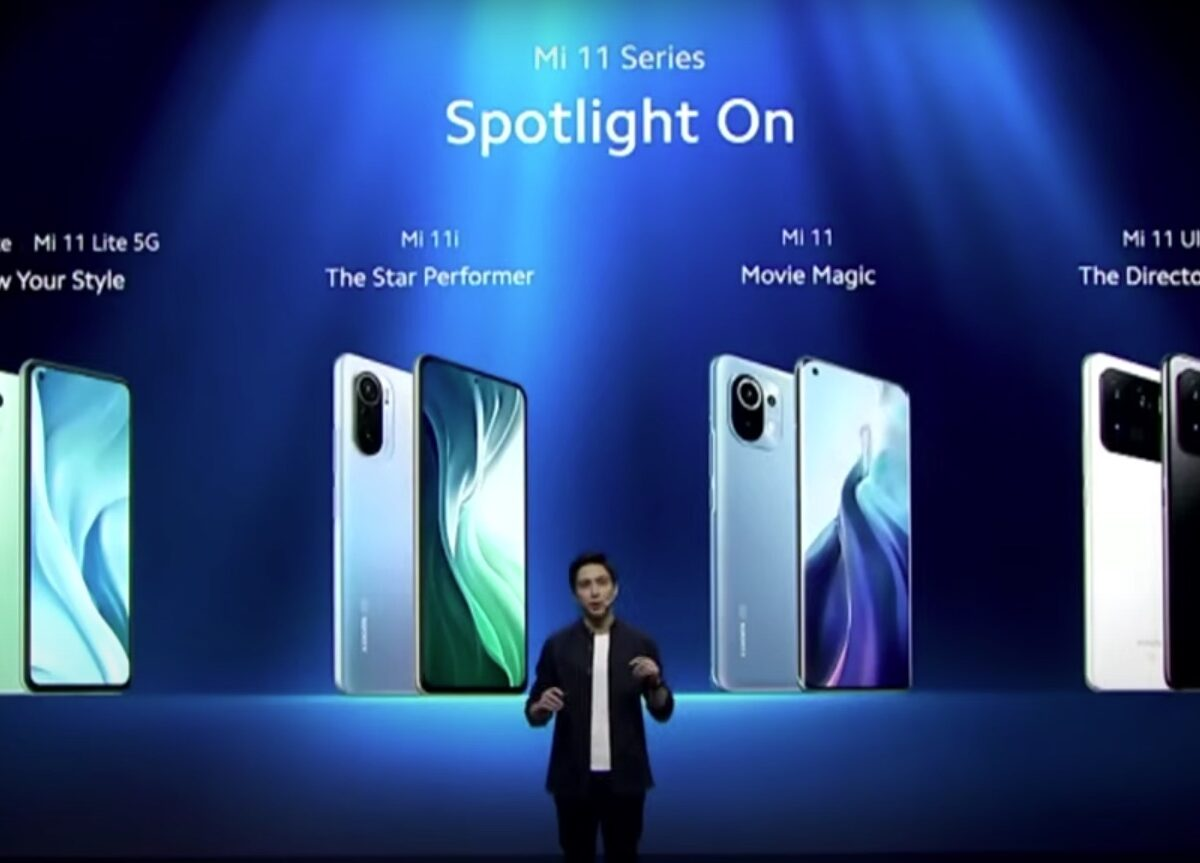 Smartphone MI 11 Series
