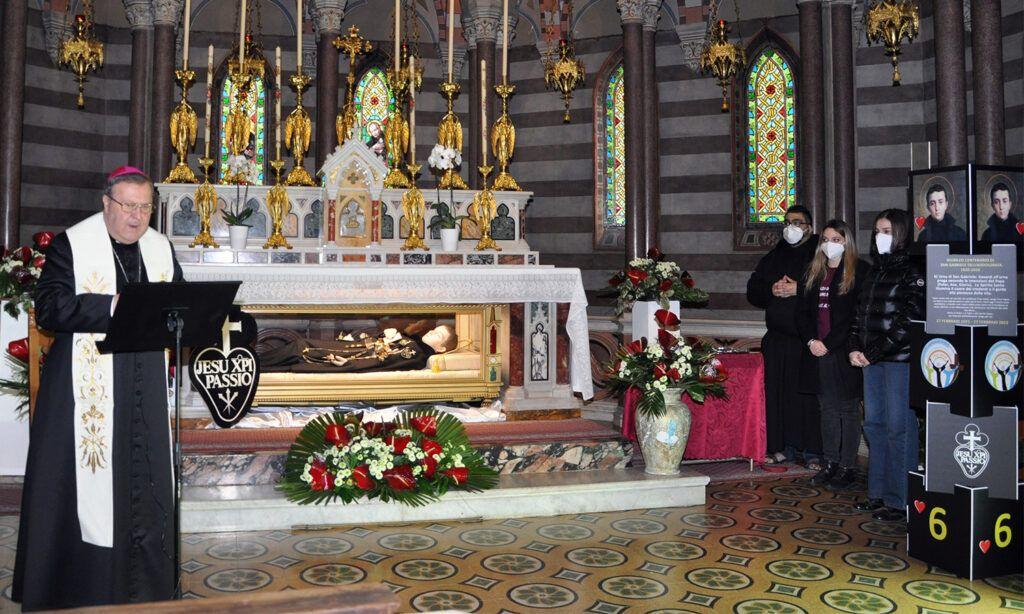 san gabriele vescovo