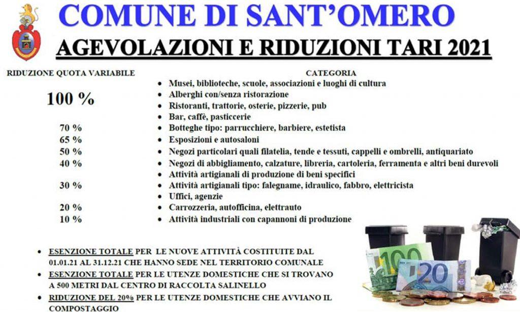 Sant'Omero tari