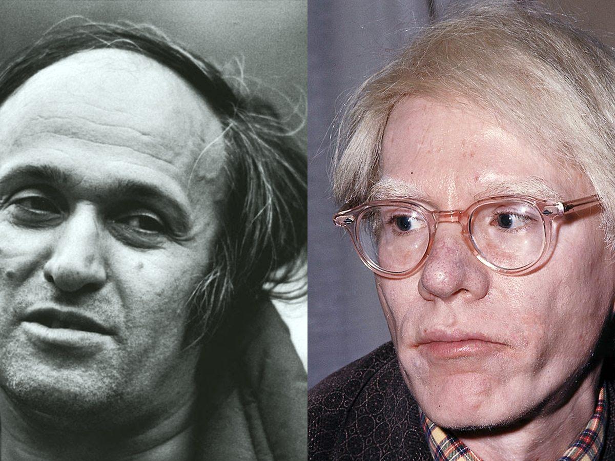 Warhol e Schifano