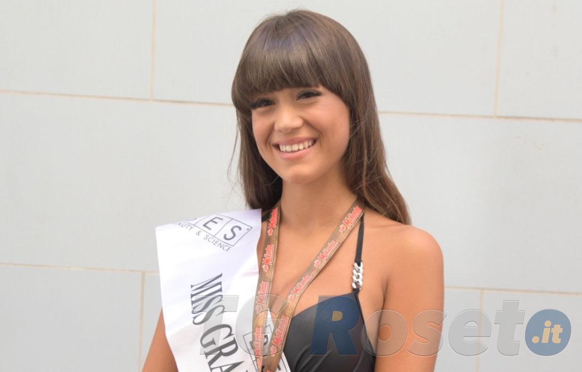 Anna De Ruvo Miss Grand Prix Teramo Abruzzo
