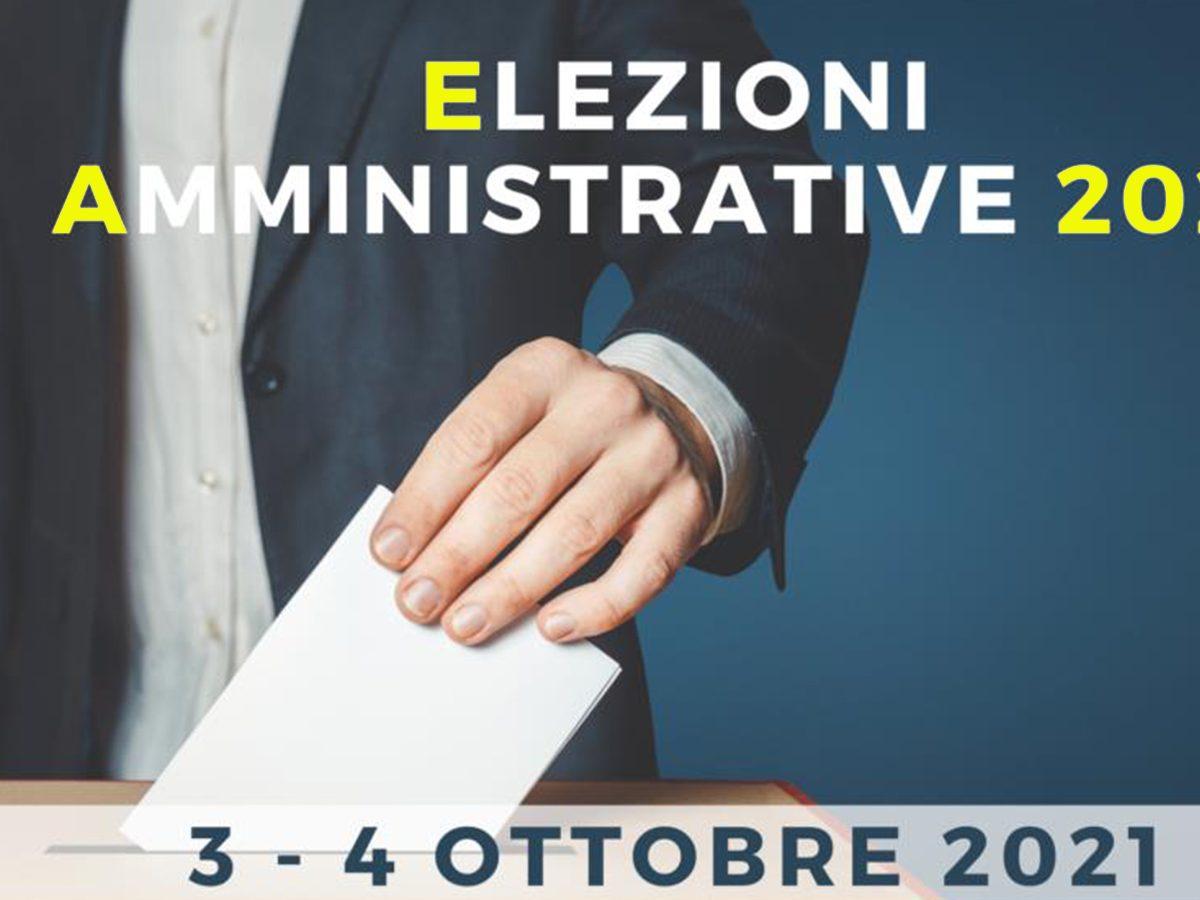 elezioni 2021 comunali